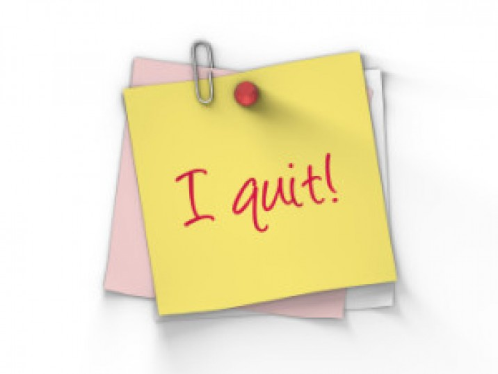 Quitting vs. Giving Up
