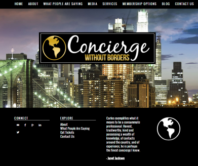 Concierge Without Borders