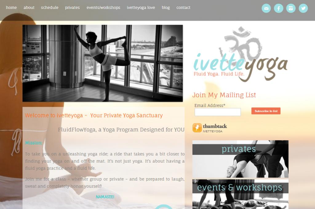 Ivette Yoga