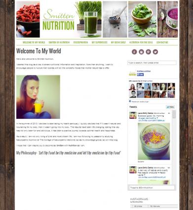 Smitten Nutrition