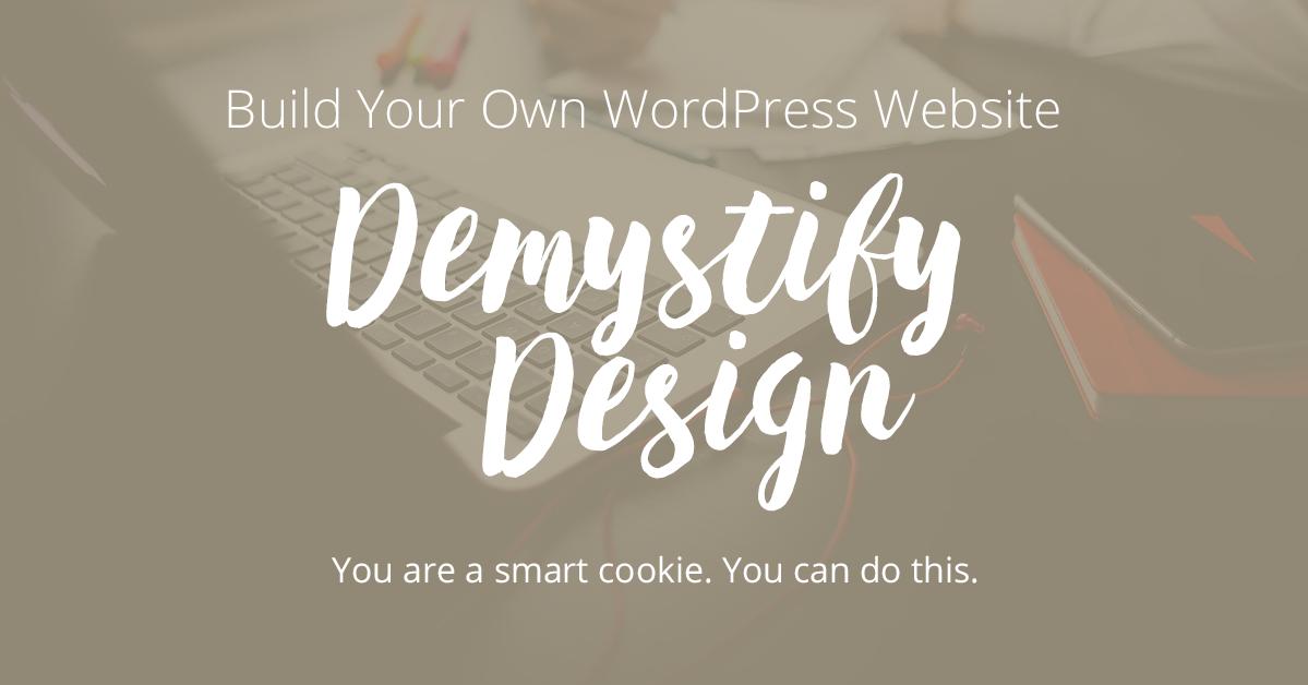 Demystify Design
