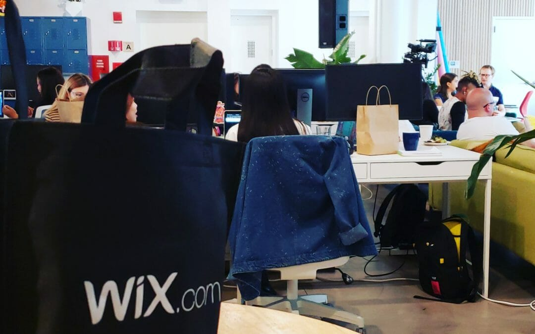 Wix and the Social Good Project