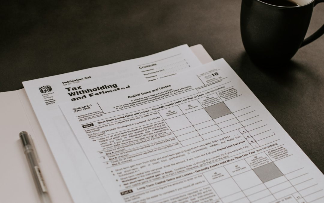 Managing Your Year-End Tax Planning