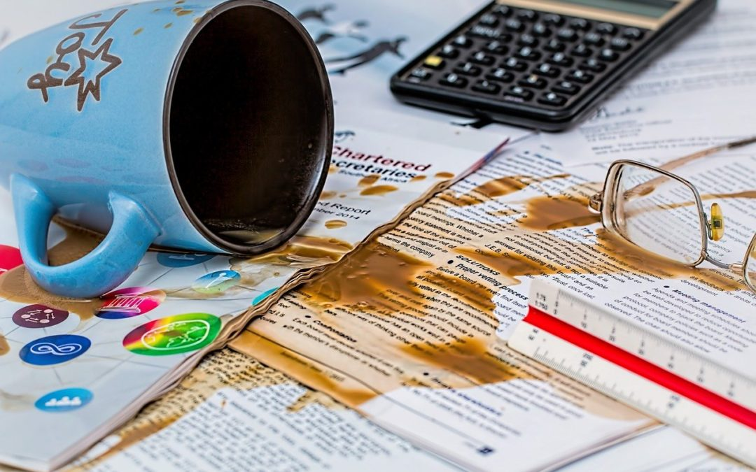 Decreasing Mistakes in Your Small Business